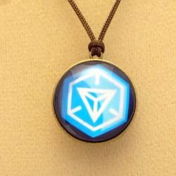 Two sided Ingress pendant