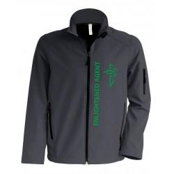 Ingress Enlightened Logo Softshell Jacket