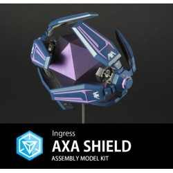 Ingress-AXA Shield Resin Model Kit