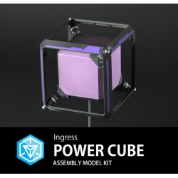 Ingress-Power Cube Resin Model Kit