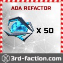 Ada Refactor x50