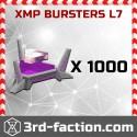 XMP Bursters L7 x 1000