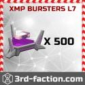 XMP Bursters L7 x 500