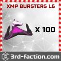 XMP Bursters L6 x 100
