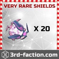 Ingress Portal Shield Very Rare x20
