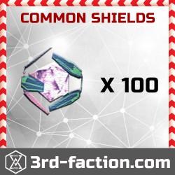 Ingress Common Portal Shield x100