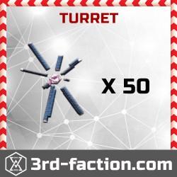 Ingress Turret x50