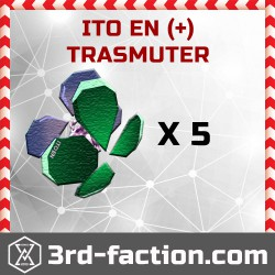 Ingress ITO EN Transmuter (+) x5