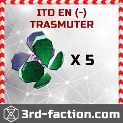 Ingress ITO EN Transmuter (-) x5