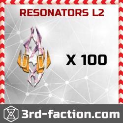 Ingress Resonators L2 x 100