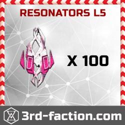Ingress Resonators L5 x 100