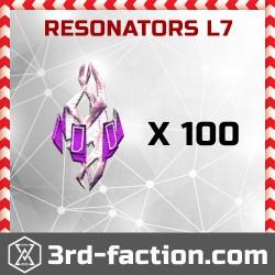 Ingress Resonators L7 x 100