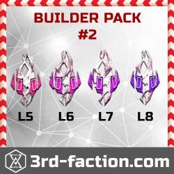 Ingress Builder Pack №2