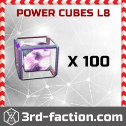 Ingress Power Cube L8 x100
