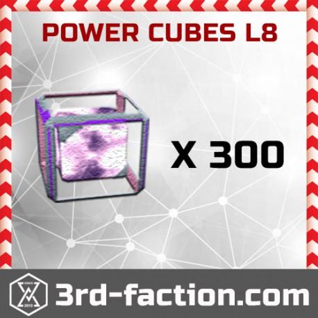 Ingress Power Cube L8 x300