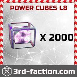 Ingress Power Cube L8 x2000