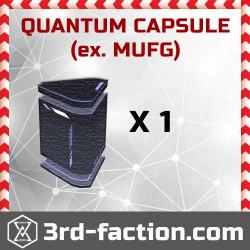 Ingress MUFG Capsule x1 QUANTUM