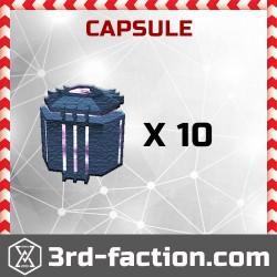 Ingress Capsule x10