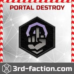 Ingress Destroy Portals