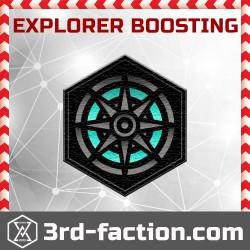 Ingress Explorer boost