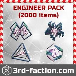 Ingress Engineer Pack x2000