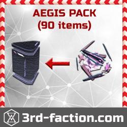 Ingress AXA duplication Pack
