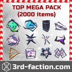 Ingress MEGA TOP Pack L8 x2000