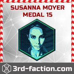 Ingress Susanna Moyer Badge