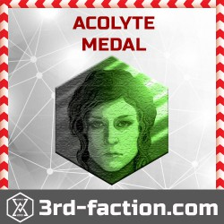 Ingress Acolyte Badge