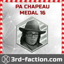Ingress Loeb (P.A. Chapeau) Badge