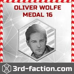 Ingress Oliver Lynton-Wolfe 2016 Badge