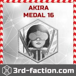 Ingress Akira Badge