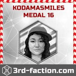Ingress KodamaSmiles Badge