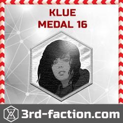 Ingress Klue 2016 Badge