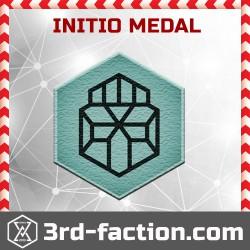Ingress Initio Badge (Medal)