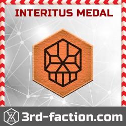 Ingress Interitus Badge (Medal)
