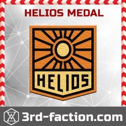 Ingress Helios Badge (Medal)