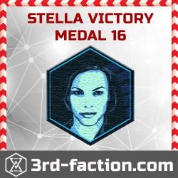 Ingress Stella Victory Badge