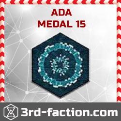 Ingress ADA 2015 Badge