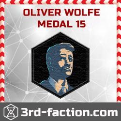 Ingress Oliver Lynton-Wolfe 2014 Badge