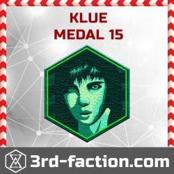 Ingress Klue 2015 Badge