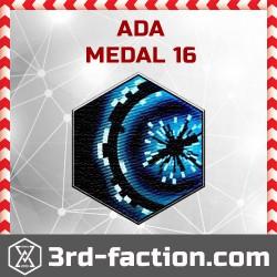 Ingress ADA 2016 Badge