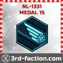 Ingress NL-1331 Badge