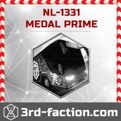 Ingress NL-1331 Prime Badge