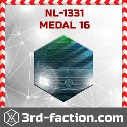 Ingress NL-1331 2016 Badge