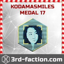 Ingress KodamaSmiles 2017 Badge