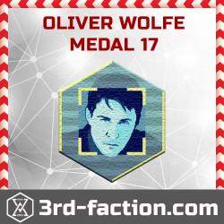 Ingress Oliver 2017 Badge