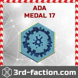 ADA 2017 Badge