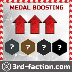 Ingress Medal Boosting