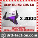 XMP Bursters L8 x 2000